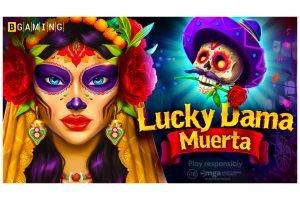 Bgaming Launch Lucky Dama Muerta Slot