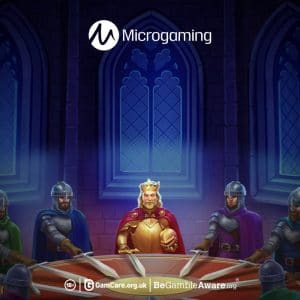 Microgaming And Snowborn Games Release Legend Of The Sword™