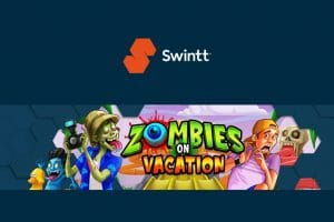 Swintt Release Halloween Themed Zombies On Vacation Slot