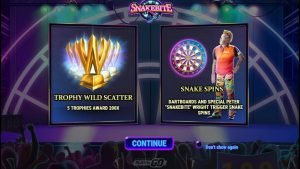 Play'N Go To Launch 'Snakebite' Wright Branded Slot