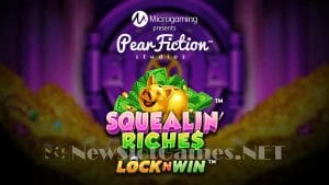Microgaming And PearFiction Release Squealin' Riches